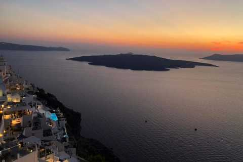 Santorini: Private 6-Hour Sightseeing Tour