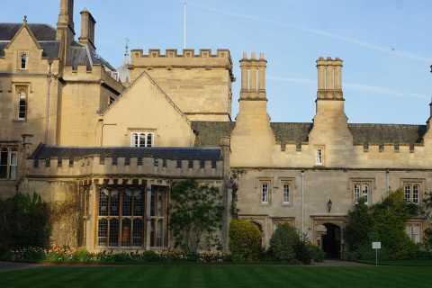 Vanuit Londen: hop-on hop-off dagtrip naar Oxford