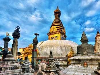 Kathmandu: 1-tägige private UNESCO-Weltkulturerbetour