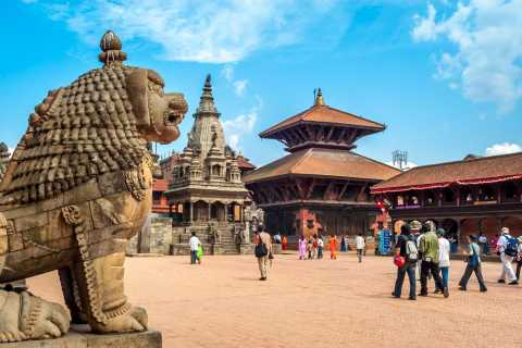 From Kathmandu: Durbar Squares Full-Day Tour
