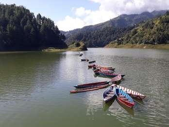 Chitlang Kurzes Trekking mit Bootfahren von Kathmandu