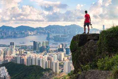 Hong Kong: Customised Private Walking Tour