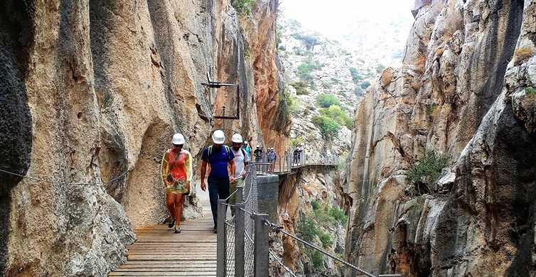 Malaga: Caminito del Rey – privater Rundgang