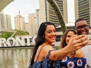 Ab Toronto: Luxuriöse Kleingruppen-Stadttour