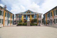 Nassau: excursão a pé cultural do centro de Nassau