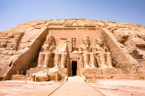 From Luxor: 2-Day Private Trip to Edfu, Aswan and Abu Simbel