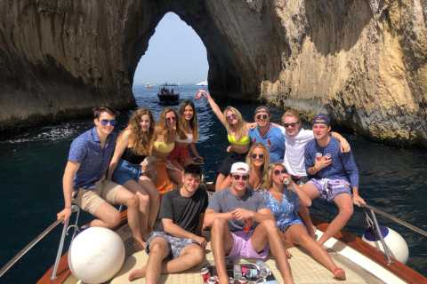 Private Full-Day Boat Tour to Positano