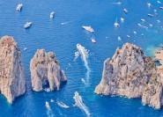 Positano: Private Bootstour auf Capri