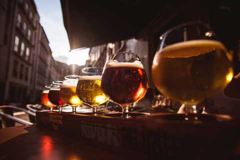 Krakau: Geführte Craft Beer Tour