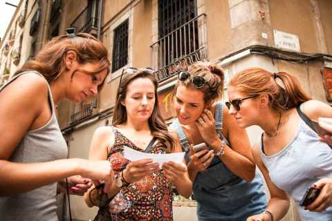 Barcelona: Hen Party Treasure Hunt