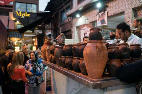 Marrakech: Street Food Tour by Night