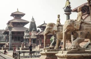 Kathmandu: Ganztägige Stadtrundfahrt