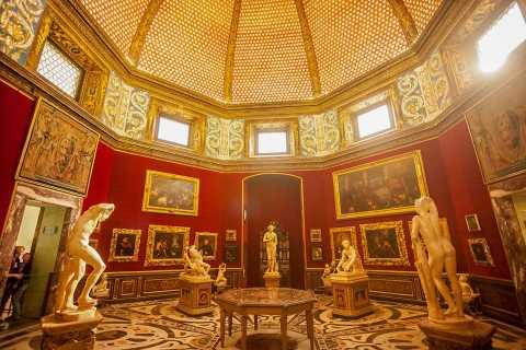 Florença: Entrada Prioritária Museu Uffizi
