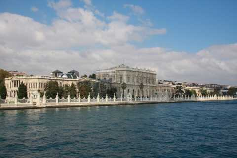 Istanbul: Full-Day Tour with Dolmabahce & Bosphorus Cruise
