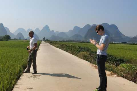 Guilin Li River Cruise and Yangshuo Countryside Tour