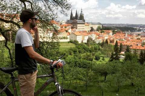 Panoramic & Prague Castle E-Bike Tour
