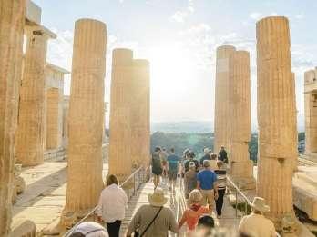 Athen: Führung Akropolis und Akropolismuseum