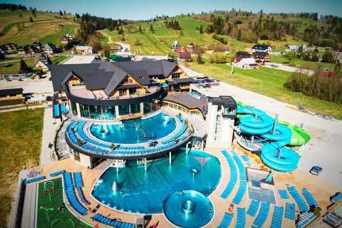De Cracóvia: dia relaxante nas piscinas termais perto de Zakopane