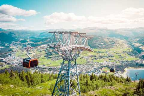 From Bergen: Voss Gondola and Hanguren Hike with Lunch