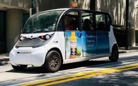 Atlanta Electric Car City Tour