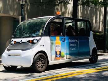 Atlanta: Tour im Elektroauto