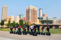 Atlanta: Downtown, Midtown ou Eastside Segway Tour