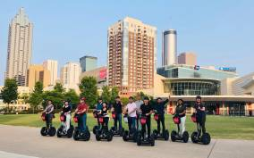 Atlanta: Downtown, Midtown or Eastside Segway Tour