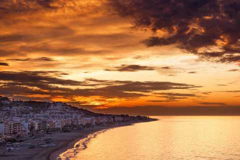 Malaga: Private 4-Hour Sightseeing Walking Tour
