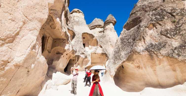 Cappadocia: Full-Day Private Custom Tour