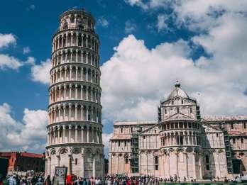 Pisa: Street Food Tour & Zugang zum schiefen Turm ohne Anstehen