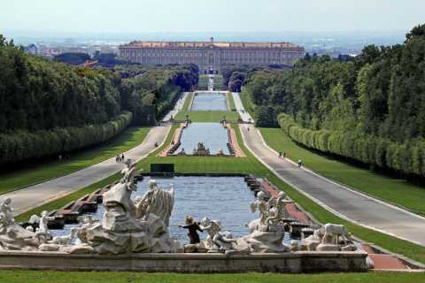 From Rome: Royal Palace of Caserta Full-Day Tour