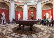 Rom: Vatikan-Tour ohne Anstehen