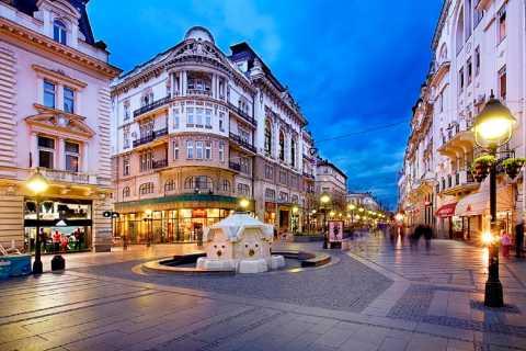 Belgrade: City Center Walking Tour