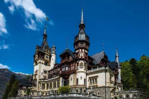 Peles Castle & Wine Tasting Tour - Full-Day from Bucharest