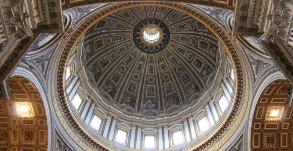Skip the Ticket Line: 3.5-Hour Vatican Museums Tour
