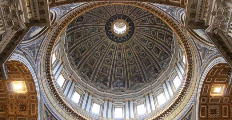 Vatikanmuseerne: 3,5-timers guidet skip køen-rundvisning