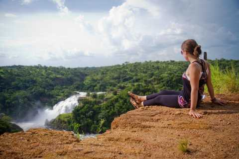 Murchison Falls National Park: 2-Day Safari with Boat Cruise