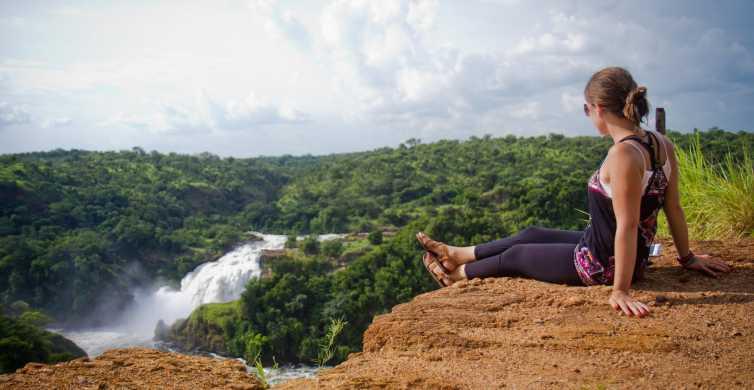 Murchison Falls National Park: 2-tägige Safari mit Bootsfahrt