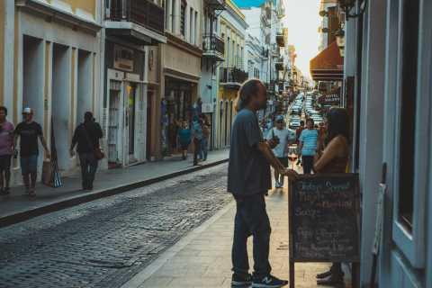 Puerto Rico: Old San Juan Guided Walking Tour
