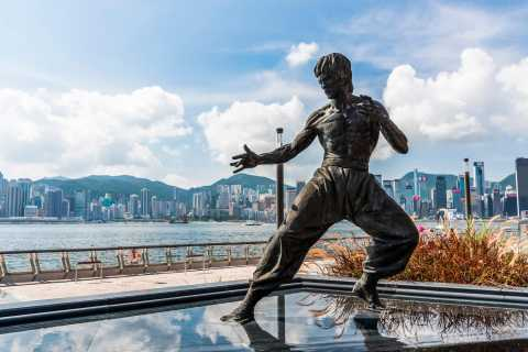 Hong Kong: Avenue of Stars and TST Promenade Walking Tour