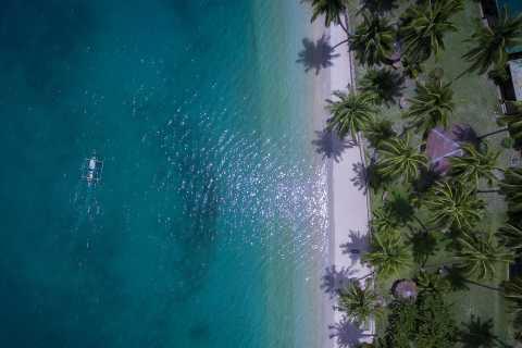 Port Barton: Island Hopping to Turtle Spot & Reefs