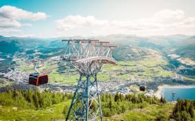From Bergen: Private Half-Day Tour to Mount Hanguren
