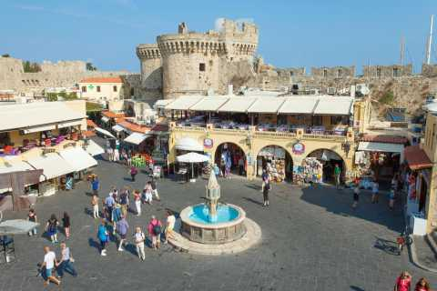 Rhodes: New and Old Town Guided Tour