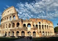 Antikes Rom: Kolosseum, Palatin und Forum Romanum
