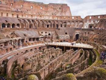 Rom: Kolosseum- & Arena-Gruppentour ohne Anstehen