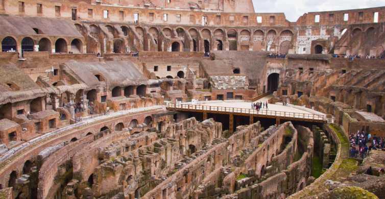 Roma: tour de 3 h sin colas en el Coliseo y Foro Romano