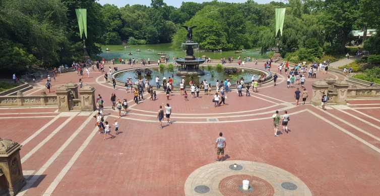 New York City: Central Park Walking Tour