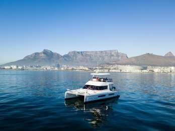 Kapstadt: Katamaranfahrt entlang der Küste