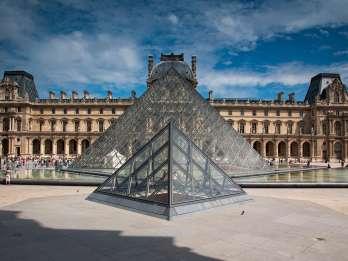 Paris: Louvre-Ticket mit Audioguide-App und Seine-Kreuzfahrt