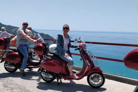 Corfu: 1-Day Vespa Scooter Rental
